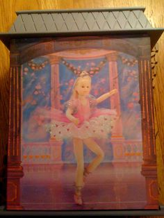 Only Hearts Club Ballet Dance Studio Theater with Two Ballerina'S | eBay