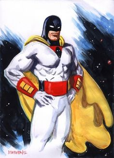Space Ghost - Dan Brereton