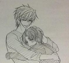Yukina Kou Kisa Shouta Hug Sekaiichi Hatsukoi @yukarikoume