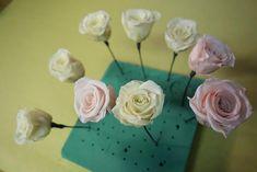 花かんむりの作り方。 : 花屋「ニコグサ」やってます。 Rose, Flowers, Plants, Pink, Plant, Roses, Royal Icing Flowers, Flower, Florals