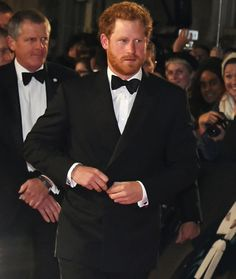 Prince Henry Updates • angelistic11: Our own James Bond