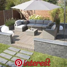 Ways To Decorate Your Patio Check out these modern patios and deck ideas.Check out these modern patios and deck ideas.Modern Ways To Decorate Your Patio Check out these modern patios and deck ideas.Check out these modern patios and deck ideas. Outdoor Decor, Garden Seating, Patio Makeover, Modern Patio, Patio Design, Backyard Landscaping Designs, Garden Furniture, Modern Garden, Modern Garden Design