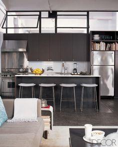 Preciously Me blog Chez Peter Mikic Interior kitchen
