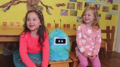 """The Romibo """"social robot"""" who helps children with autism open up and engage with therapy."""