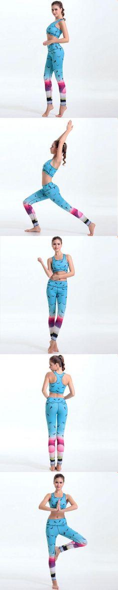 Adogirl Women Pants Set Hot Sale 3D Digital Printing Lady Clothing 2 Piece Pant Sets