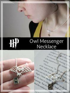 Pretty Owl Messenger