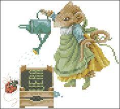 Vera de muis tuinierd