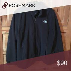 Women's North Face Khumbu fleece jacket. NWT!! New without tags, black womens Khumbu fleece jacket size large. ***NEW WITHOUT TAGS*** The North Face Jackets & Coats