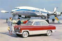 Ford Taunus 15M de Luxe - 1955