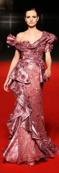 Abed Mahfouz evening gown