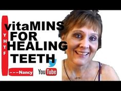 (1) Vitamins And How I Use Them For Healing My Cracked Tooth! ~~~Nancy - YouTube Skin Cancer Treatment, Cracked Tooth, Heal Cavities, Degenerative Disc Disease, Alternative Health, Natural Medicine, Health Tips, Vitamins, Breast