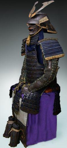 Samurai armor  -  #bujinkan #kurttasche #budotaijutsu #ninjutsu #masaakihatsumi
