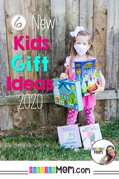 Brand new! I lined up 6 fabulous new kids gift ideas and tested them out with my crew so you could get a jump start on your holiday shopping. Yu're going to love these products! Kid-approved fun. Gift Suggestions, Gift Ideas, Best Toddler Gifts, Subscription Gifts, New Kids, Gifts For Girls, Preschool Activities, Holiday Gifts, Baby Gifts