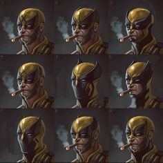 Marvel Studios' Avengers: Endgame (With Bonus) Marvel Dc Comics, Marvel Wolverine, Logan Wolverine, Marvel Fan, Marvel Heroes, Wolverine Cosplay, Marvel Avengers, Logan Xmen, Superhero Characters