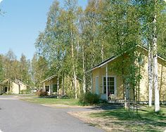 Nallikari Holiday cottage in Oulu, Finland