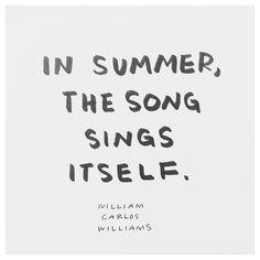 Sweet, sweet summertime. #EvasEverydayLettering | Sycamore Street Press