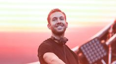 Calvin Harris Will Perform At The 2014 MTV EMA, And He's Not Alone - MTV