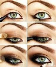 Risultati immagini per trucco occhi verdi