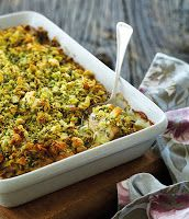 Chicken and Leek Gratin Annabel Langbein - Simple Pleasures One Pot Meals, Main Meals, Gratin Dish, Cooking Recipes, Healthy Recipes, Easy Recipes, Food52 Recipes, Healthy Meals, Chicken