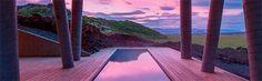 El espectacular ION Luxury Adventure Hotel en Islandia, es una joya para observar auroras boreales y descansar