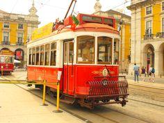 Tram a LISBONA