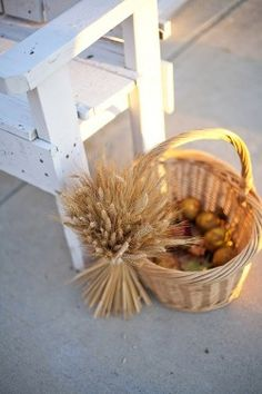 Wheat-Basket-Centerpiece