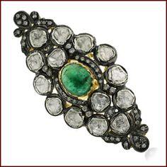 #Diamondring #Emeraldring #Silverring #Artdecojewellery #Antiquejewellery #Vintagering #Victorianring