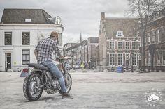 Oldschool Honda CB 750 | Motorcycle Tales - Motografie
