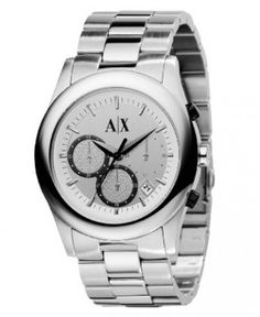 187cba709f3 Relógio AX Armani Exchange Multi-Function Silver Dial Ladies Watch AX5030   Relogio  ArmaniExchange
