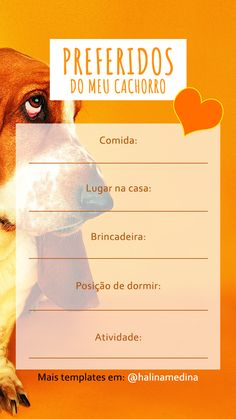 instagram-template-quiz-cachorro Story Instagram, Instagram Blog, Instagram Posts, Dog Template, Social Media Design, Pet Shop, Bullying, Kawaii Anime, Animals And Pets