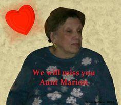 Aunt Marion