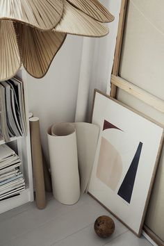 TDC: Abstract art prints | The Hepworth Collection by Atelier by Mintstudio