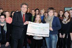 Göttinger Schüler sammeln 2150 Euro für Flüchtlinge