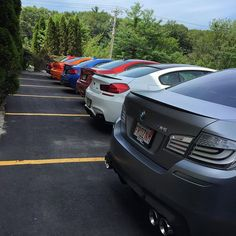 The fleet is cleaned up and ready to go for tomorrow's open house. #turnerOH --------------------------------------------------- #BMW #bimmer #bmwcca #bmwgram #bmwlove #bmwowners #bmwshow #turnergirls #carshow #carevent #carculture #carscoffee #carsandcoffee #turnermotorsport #turnerparts by turnermotorsport