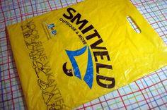 Tutorial: zelf draad knippen van een plastic tas
