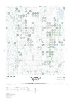 John Cook: Agricultural grid, Platteville, Weld County, CO