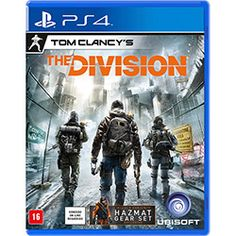Americanas Game Tom Clancy's The Division - PS4 ((( 202,31 )))