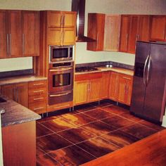 """""""Front Row Condos. Seriously lovin' that ceramic tile!"""""""