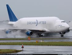 """Boeing 747 Large Cargo Freighter (LCF) """"Dreamlifter"""""""