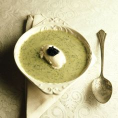 From asparagus veloute to a bright artichoke stew, it's time for 13 Amazing Spring Soups