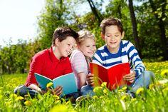 6 livros para ler com os filhos