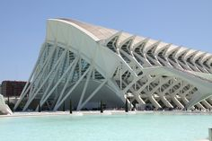 The Museo de las Ciencias is an interactive Science Museum for all ages in Valencia
