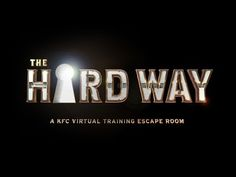 The Hard Way: A Virtual Reality Training Experience Trailer - YouTube (KFC, fast food, internal)