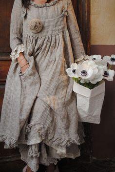 farmgirl prairie dress