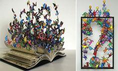 """Der amerikanische Künstler David Kracov wurde 1968 in Boston geboren. David war der jüngste Künstler, dessen Kunstwerke im """"Boston Museum of fine Arts"""" ausgestellt wurden. Er schafft Metallskulpturen, die die Herzen der Menschen berühren."""