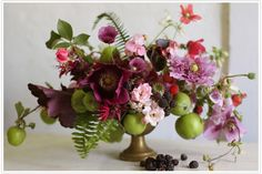 botanical bliss, amy merrick, organic designs, florist, floral arrangment