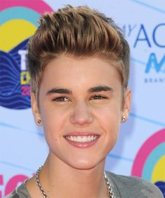Cool Hot and Sexy Justin Bieber Hairstyle Photos