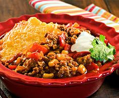Restaurant-style Mexican Meals