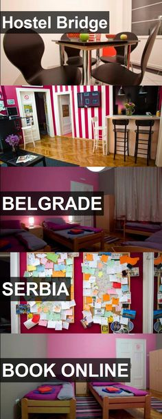 Hotel Hostel Bridge in Belgrade, Serbia. For more information, photos, reviews and best prices please follow the link. #Serbia #Belgrade #HostelBridge #hotel #travel #vacation