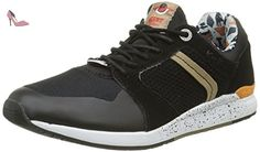 Kickers Vader M Low, Sneakers Basses Homme, Noir, 43 EU